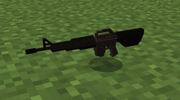 Colt AR-15 Minecraft Texture Pack