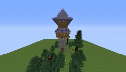 Medieval Tower [By MCYT] Minecraft Map & Project