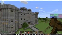 Viking Castle Minecraft Project