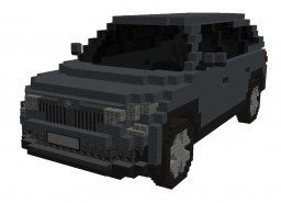 SKODA KODIAQ Active 1.4 TSI 110kW (2016) Minecraft Project