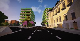 AntaryaCity - City For Server Minecraft Map & Project