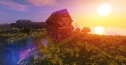 Mumbo's Piston house Minecraft Project