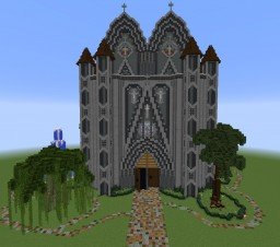 Kross Cathedral Minecraft