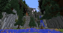 Minecraft Forgotten Ruins , other Minecraft Map & Project