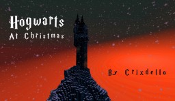 Hogwarts in the Snow Minecraft Map & Project