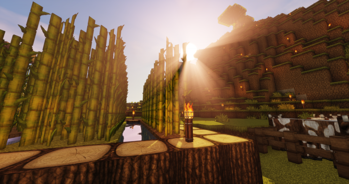 with shaders, screenshot by spycreeper007