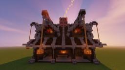 Abadorian Blacksmith House Minecraft Map & Project
