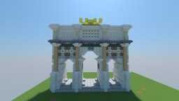 Arch of Constantine Minecraft Map & Project