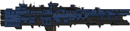 [ORIGINAL STARSHIP] : Indianapolis class air defense cruiser Minecraft Project