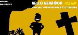 Hello Neighbor Custom House In Minecraft FULL RELEASE Minecraft Project