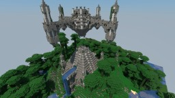 Fantasy Aztec Temple Minecraft Project