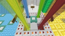 Server Lobby 1 (BEST FOR MINI SERVER & PRISON SERVER (MINI) Minecraft Map & Project