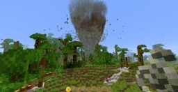 Check this out Tornado MOD Minecraft Blog Post
