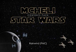 [MCHeli] Star Wars Contents Pack Minecraft Mod