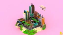 MiamiCity Lobby/Spawn Minecraft Project