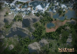 LEEFNUT MAP #11 Minecraft Project