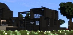 Ultra Concept Modern Townhouse Minecraft Project