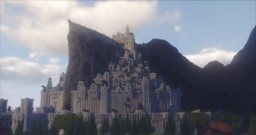 Minecraft Middle Earth: Minas Tirith Minecraft Map & Project