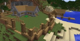 My Project Minecraft Map & Project