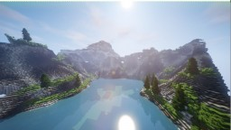 Rocky Valley Minecraft Map & Project