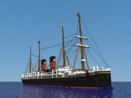SS La Bretagne 1.12.1 Minecraft Project