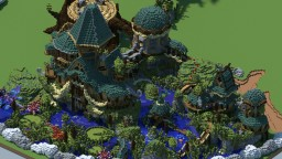 Swampland Village Minecraft Project
