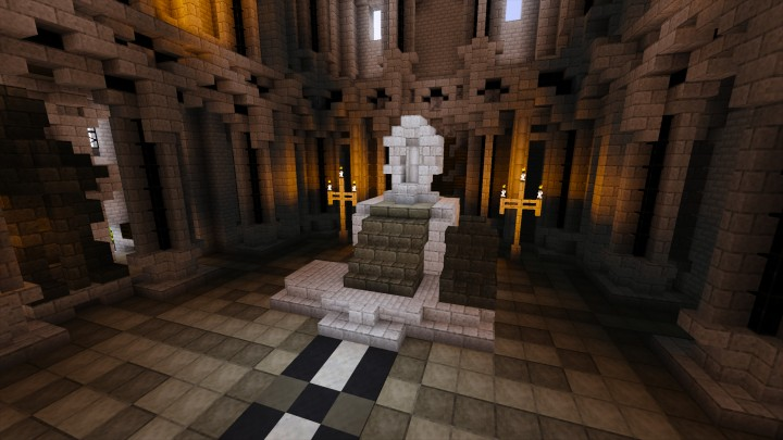 Throne of the Kings of Gondor