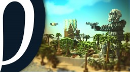 Patheria - MINOGAMES Gamelobby Minecraft Map & Project