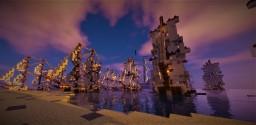 DyrhoBuildteam: Trojan Fleet Minecraft Project