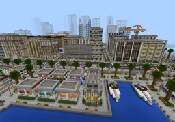 What does it takes to build a minecraft City Minecraft Blog Post