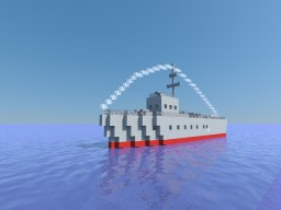 USS Ruthless Minecraft Project