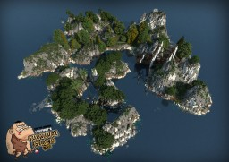 LEEFNUT MAP #12 - SURVIVAL ISLAND Minecraft Project