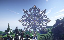 ❄ Snowflake ❄ Minecraft Map & Project