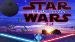 STAR WARS : THE LAST PADAWAN /Map /Modded /1.7.10/ Christmas 2017 Minecraft