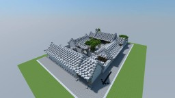 Tứ Hợp Viện Minecraft Map & Project
