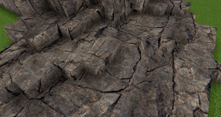 a close look at Andesite