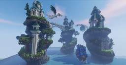 Dragon Islands Minecraft