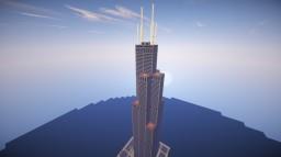Willis [Sears Tower] Minecraft