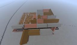 Battle of Aachen Minecraft Map & Project