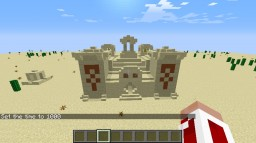 Better desert temple Minecraft Map & Project