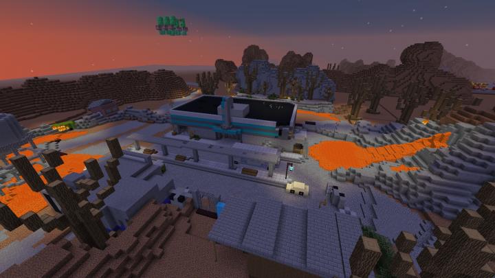 Bus Depot Survival