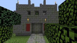 The Death Maze Minecraft Project