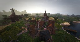 Marshwood - Dormian Empire #WeAreConquest Minecraft Map & Project