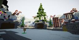 Winter Spawn   HideAndSeek Minecraft Map & Project