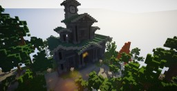Spawn | Survival Minecraft Map & Project