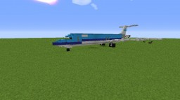 KLM Fokker 100 and Fokker 70 Minecraft Map & Project