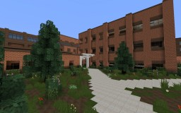 Blue Angel Academy (unofficial name) Minecraft Map & Project
