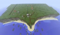 Battle of Pointe Du Hoc (Updated) Minecraft Map & Project