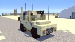 Oshkosh M-ATV Minecraft Project