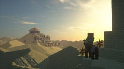Desert Temple Minecraft Project